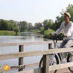 Elektrische fietsen met een middenmotor